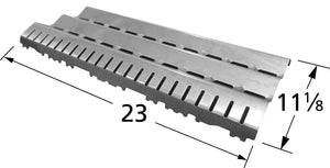 Stainless Steel Heat Plate for Broil King, Broil-Mate, and Silver Chef