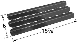 Porcelain Steel Heat Plate for Broil King, Broil-Mate, and Huntington