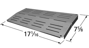 Stainless Steel Heat Plate for Bakers & Chefs and Charbroil