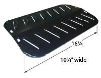 Porcelain Steel Heat Plate for Backyard Grill and Uniflame
