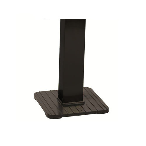 Broilmaster Black Patio Post with Cast Iron Base