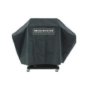 Broilmaster Full Length Cover for Grill w/1 Cupholder and Side Shelf