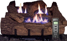 Load image into Gallery viewer, EverWarm Palmetto Vent Free Oak Log Set