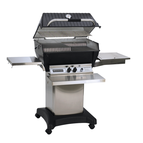Broilmaster H3X Deluxe Gas Grills - Natural Gas
