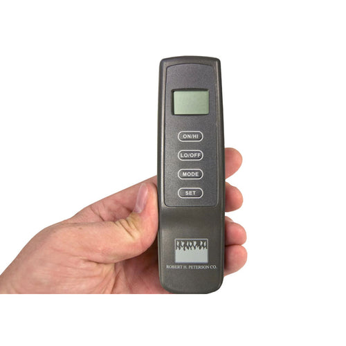 Peterson Real Fyre Deluxe Variable Remote Control VR-2A