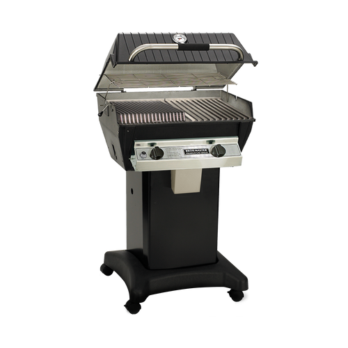 Broilmaster R3B Infrared Combo Grills - Natural Gas