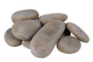 Real Fyre River Rock Slate Stones