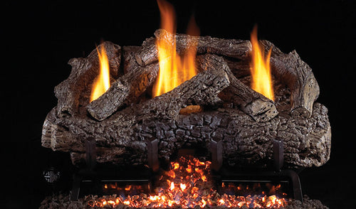 Real Fyre Charred Frontier Oak Vent Free Gas Logs