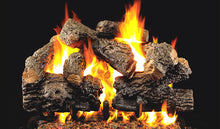 Load image into Gallery viewer, Real Fyre Charred Royal English Oak Vented Gas Logs