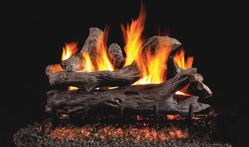 Real Fyre Coastal Driftwood Vented Gas Logs