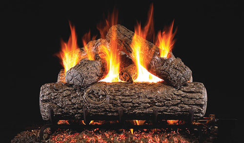 Real Fyre Golden Oak Vented Gas Logs