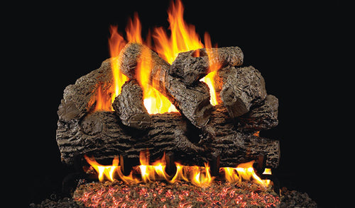 Real Fyre Royal English Oak Vented Gas Logs