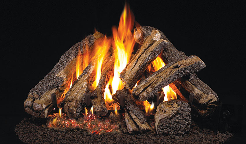 Real Fyre Western Campfyre Vented Gas Logs