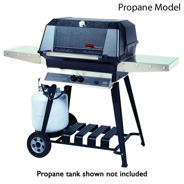 JNR GRILL - PROPANE GAS