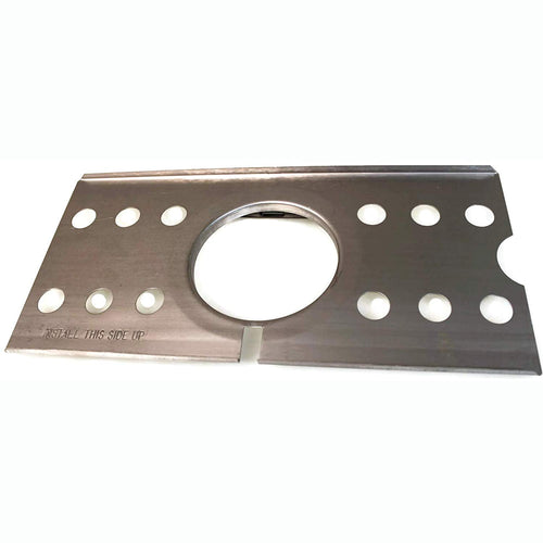 Broilmaster Stainless Steel Heat Shield/Wind Deflector for P3/D3/P4/Q3