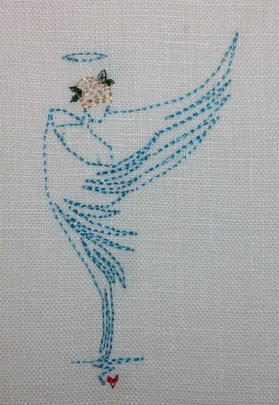 An Angel for You - Free in the Picturestitch Group