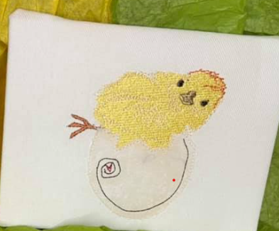 Copy of Easter chick 2