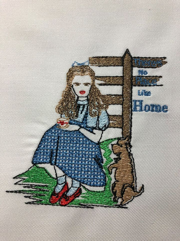 No place like home Dorothy & Toto
