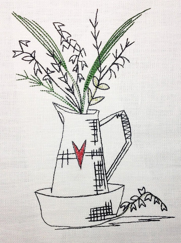 Lily of the Valley - Milk Jug