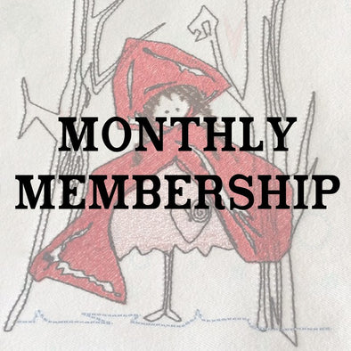 VIP Membership - Monthly