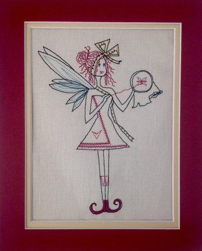 Embroidery Fairy Cindy
