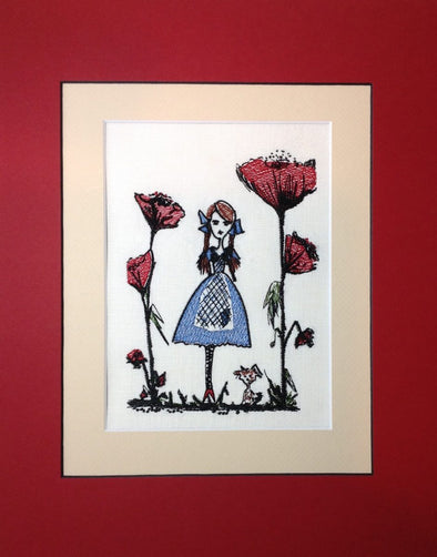 Wizard of Oz Collection - Dorothy in the Poppy Fields