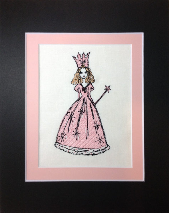 Wizard of Oz Collection - Glenda - Embroidery Design