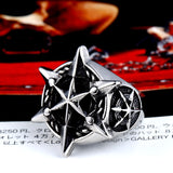 Anel Star Hexagram