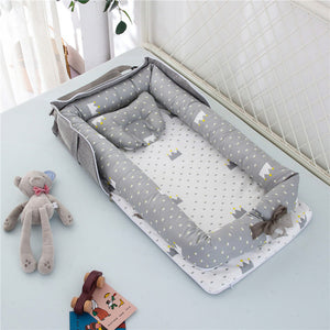 MyDreamies | Travel Baby Bed (60% Off)