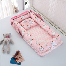 Load image into Gallery viewer, MyDreamies | Travel Baby Bed (60% Off)