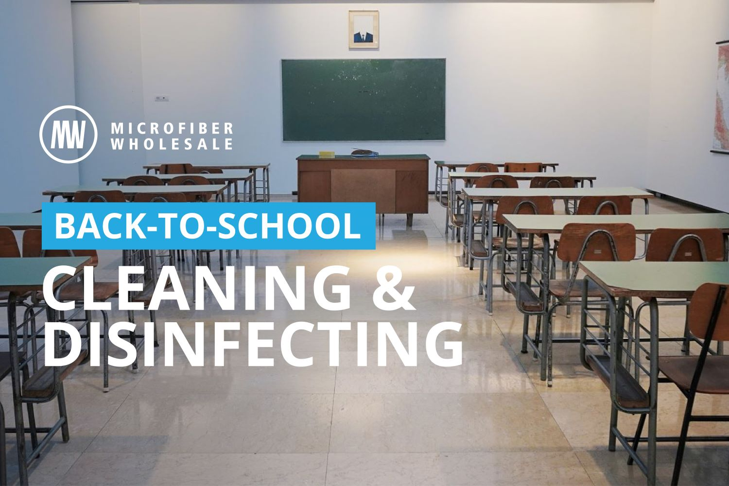 Back To School Cleaning and Disinfecting