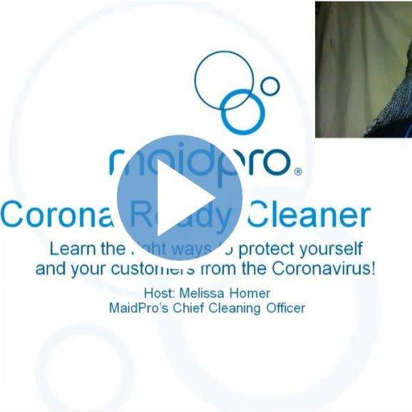PROTECTING YOURSELF FROM COVID-19 WITH MELISSA HOMER FROM MAIDPRO