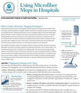 HEALTHCARE MOP STUDY UPDATE