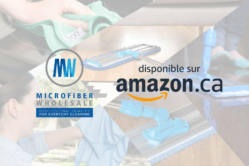 WE ARE NOW ON AMAZON CANADA!