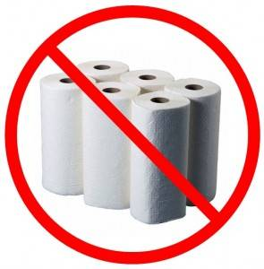 REPLACE YOUR PAPER TOWELS!