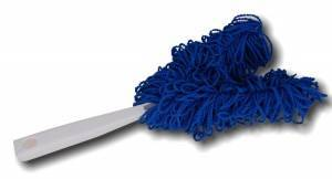 NEW CUSTOM ITEM: MICROFIBER SPLIT DUSTER