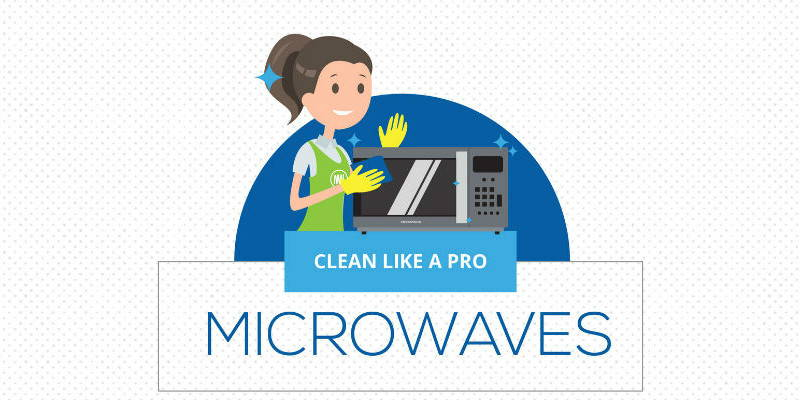 CLEAN MY MICROWAVE! THE 3 STEPS PROFESSIONALS DO
