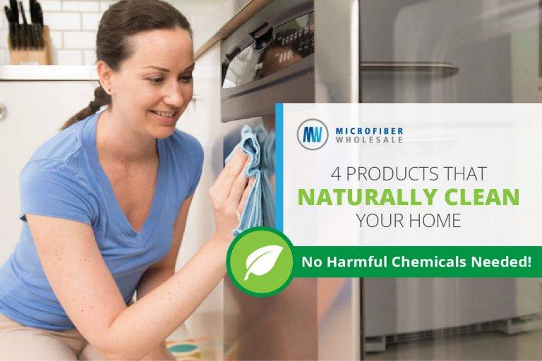 NATURAL SPRING CLEANING TIPS! 4 GREEN ALTERNATIVES TO CHEMICAL CLEANERS