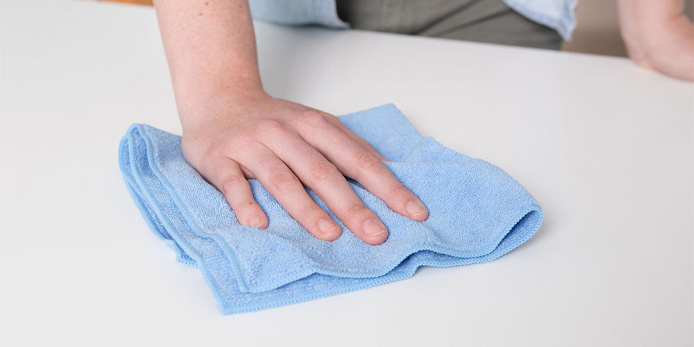 Microfiber for Disinfecting