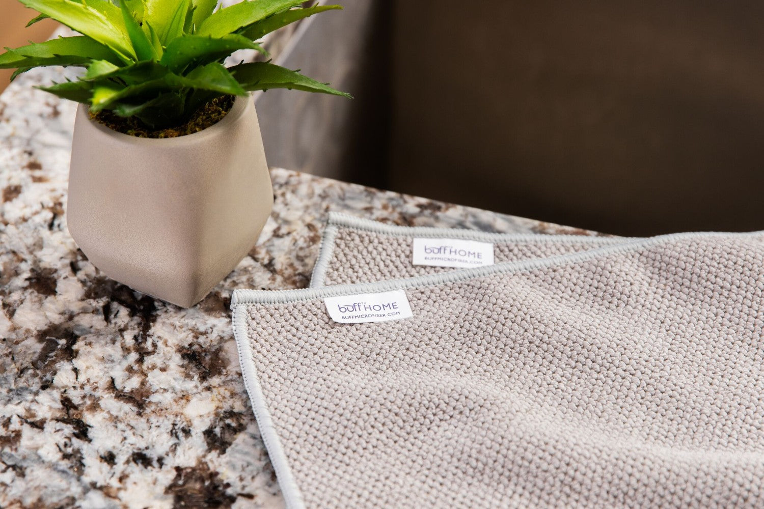 Buff™ Home Microfiber Dish Cloths