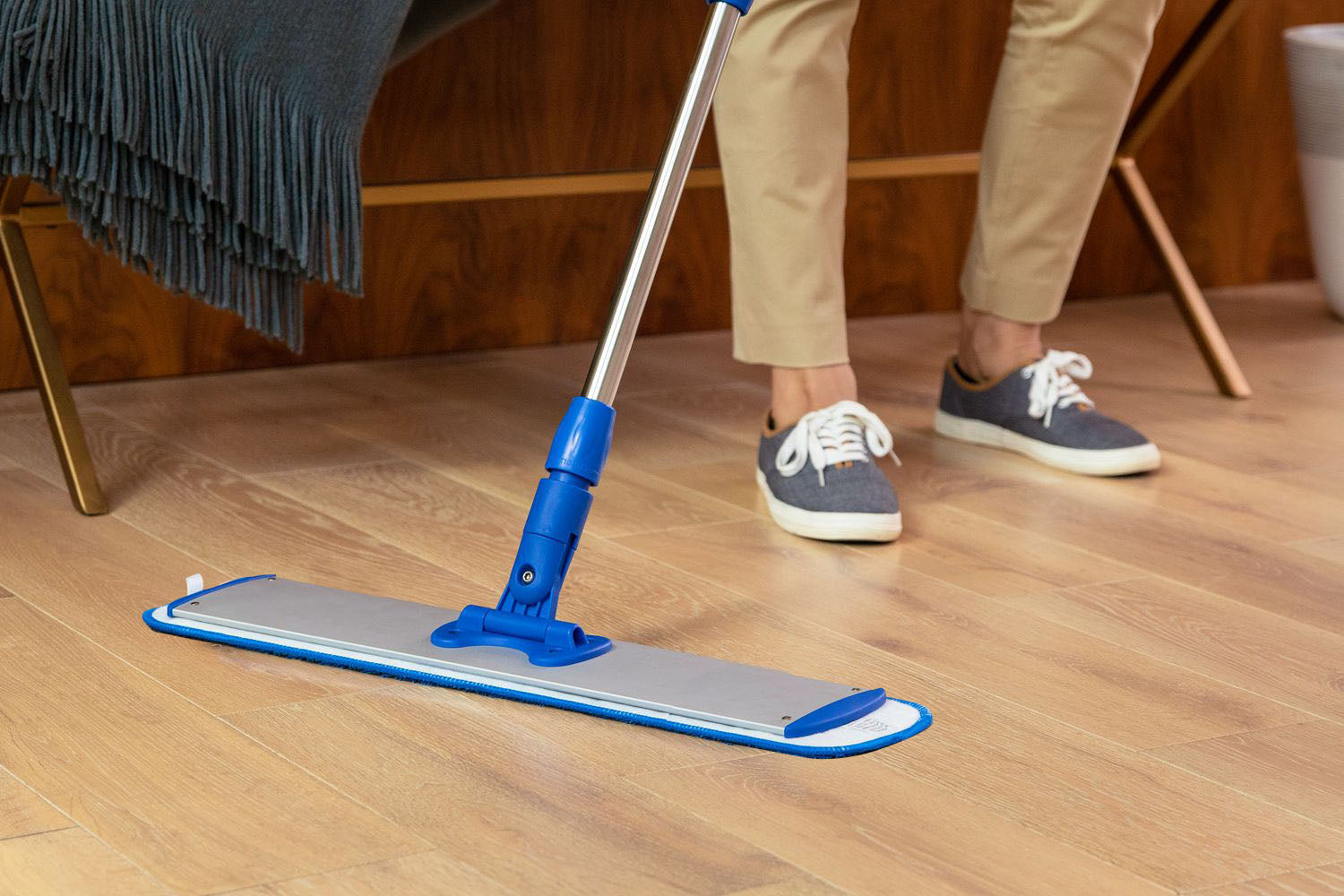 24 inches microfiber wet mop