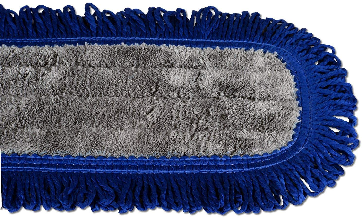 24 inch Microfiber Dust Mop Pads 2 Pack