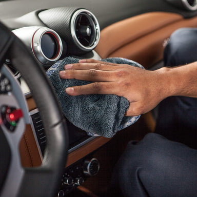 Soft Polishing Cloth Car Interiors