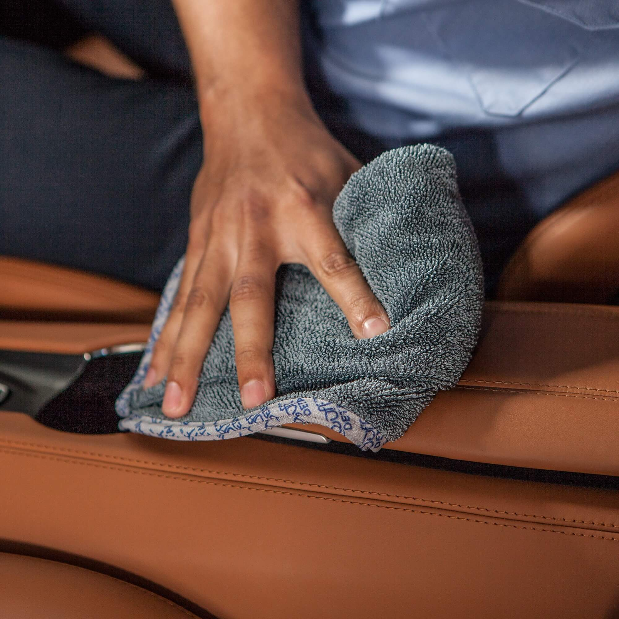 Microfiber Car Polishing Cloths