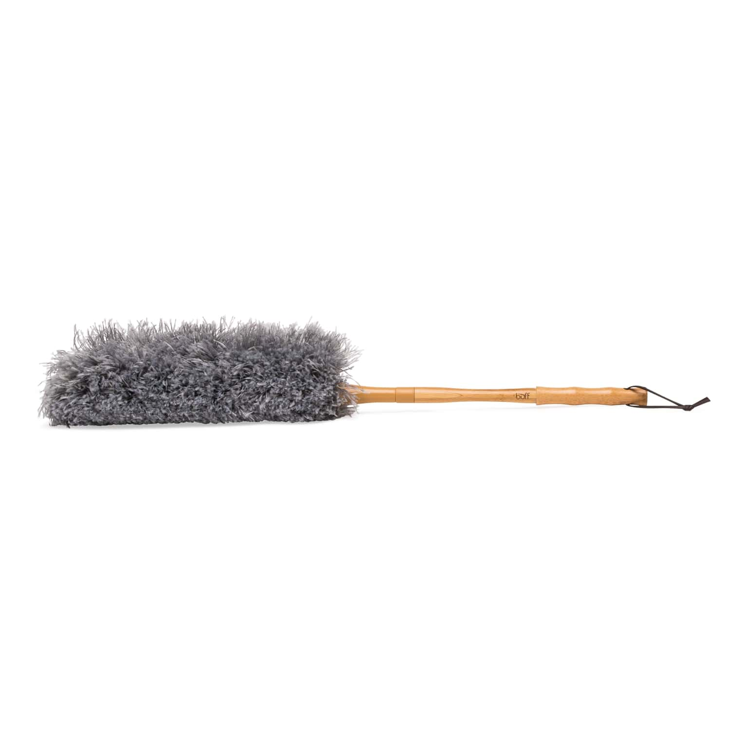 Gray Microfiber Feather Duster