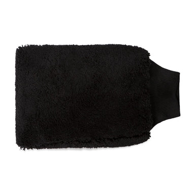 Black Microfiber Car Wash Mitt