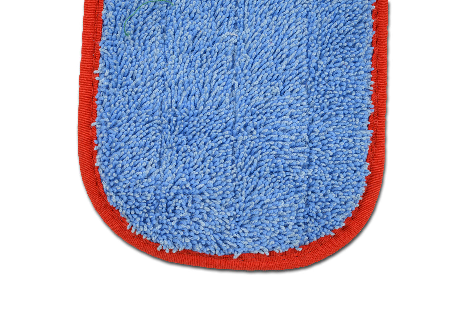 MWMCC26-Large 24 Inch color Coded Microfiber Wet Mop Pads Close Up