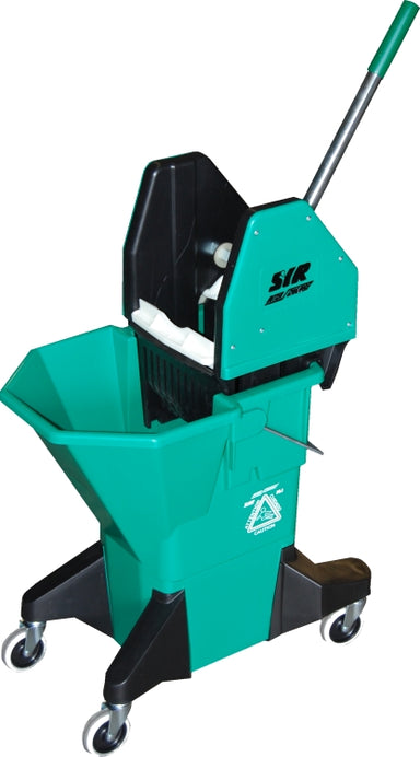 Ergonomic Mop Bucket and Wringer
