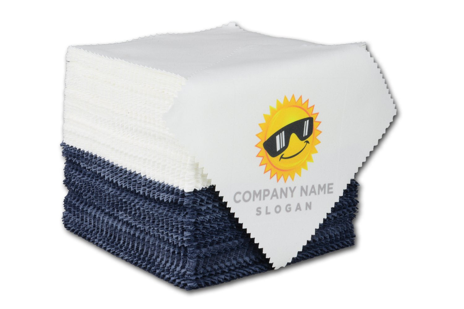logo lens cloth