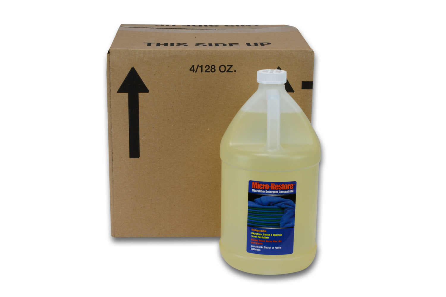 Micro-Restore Detergent - 4 Gallons